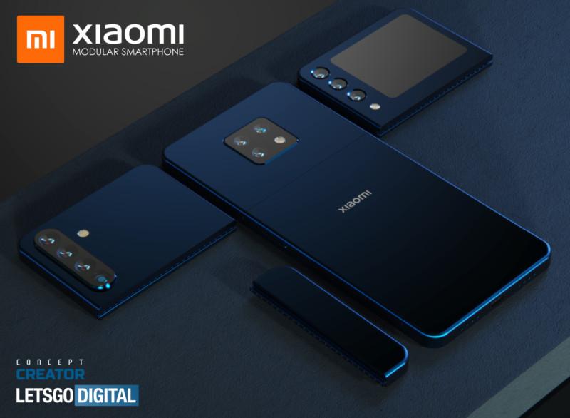 H Xiaomi σχεδίασε smartphone που θα είναι modular και θα μπορείς να αλλάζεις την κάμερα!