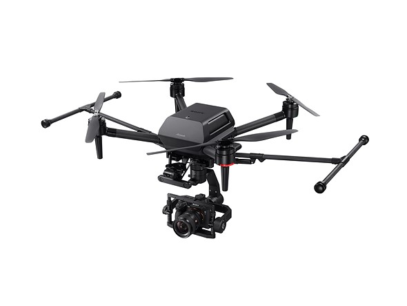 Sony Airpeak S1! Ανακοινώθηκε το επαγγελματικό drone της Sony με τιμή στα 9.000 δολάρια!