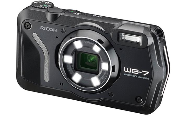 Έρχεται η υποβρύχια κάμερα Ricoh WG-7, διέρρευσαν φωτογραφίες και χαρακτηριστικά!