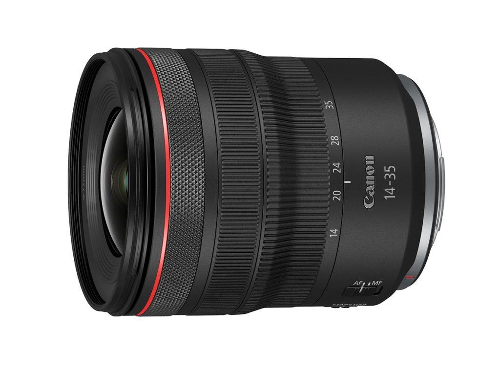 Canon RF 14-35mm F4 L IS USM: Ανακοινώθηκε με διάφραγμα 9 λεπίδων και σταθεροποίηση μέχρι 7 stops, στα 1.700 δολάρια!