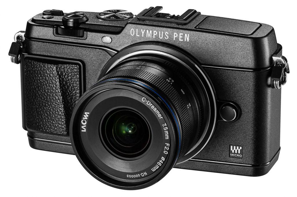 Η νέα έκδοση του Laowa 7.5mm f/2 Automatic Aperture έχει ηλεκτρονικές επαφές!