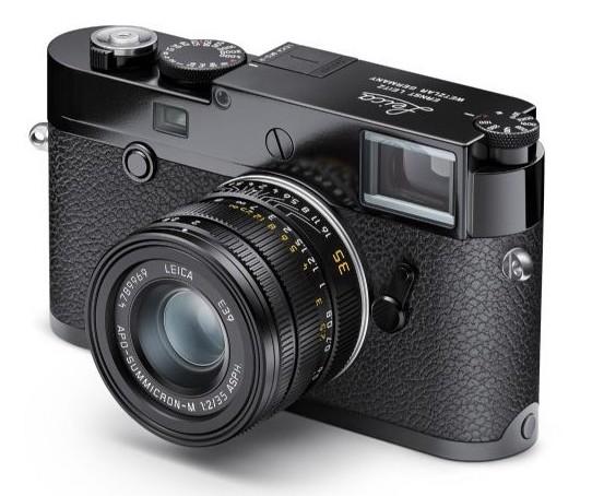Leica M10-R: Ανακοινώθηκε η έκδοση σε μαύρο χρώμα!