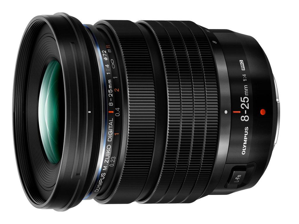 Olympus M.Zuiko 8-25mm F4 Pro: O πρώτος φακός της OM Digital Solutions!