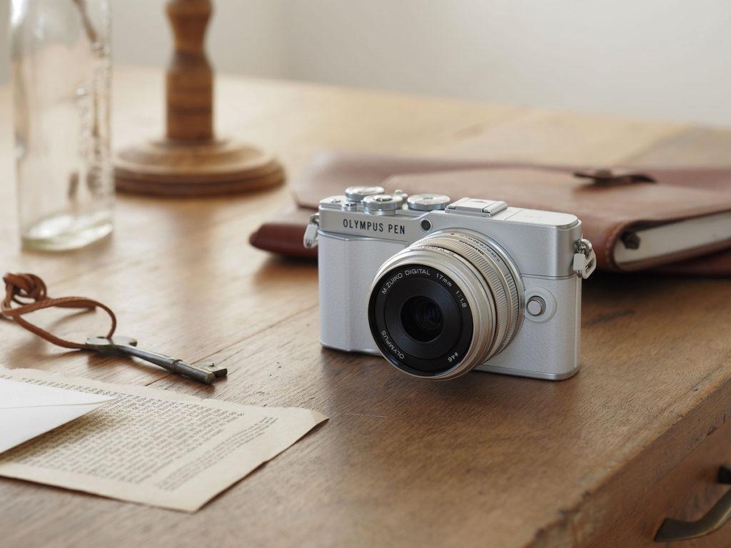 Olympus PEN E-P7: Αυτή είναι η πρώτη κάμερα της OM Digital Solutions!