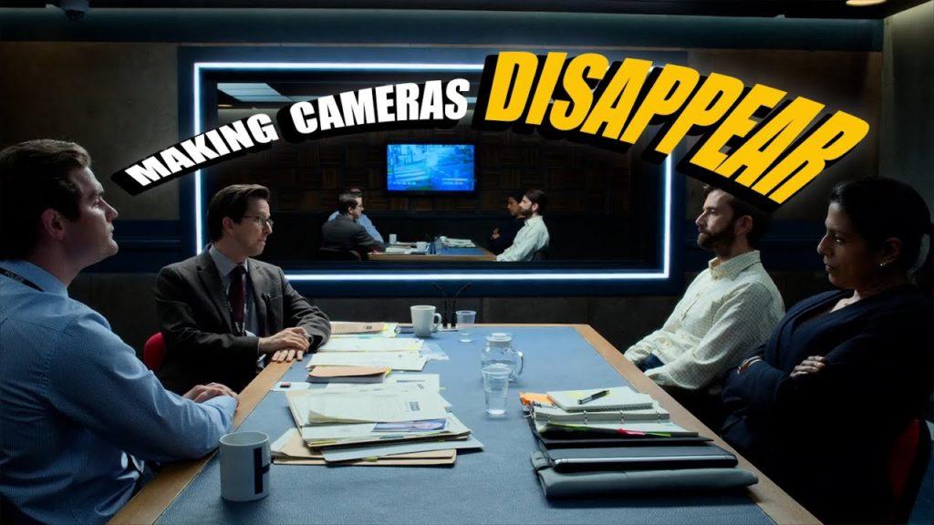 Αυτός είναι ο τρόπος που οι σκηνοθέτες εξαφανίζουν την κάμερα από κινηματογραφικά πλάνα που υπάρχει καθρέπτης!