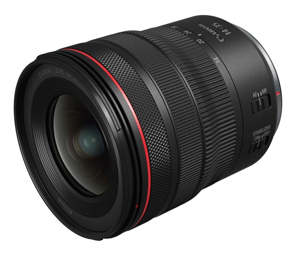 Canon RF 14-35mm f/4L IS: Ανακοινώνεται σύντομα, διέρρευσαν φωτογραφία και χαρακτηριστικά!