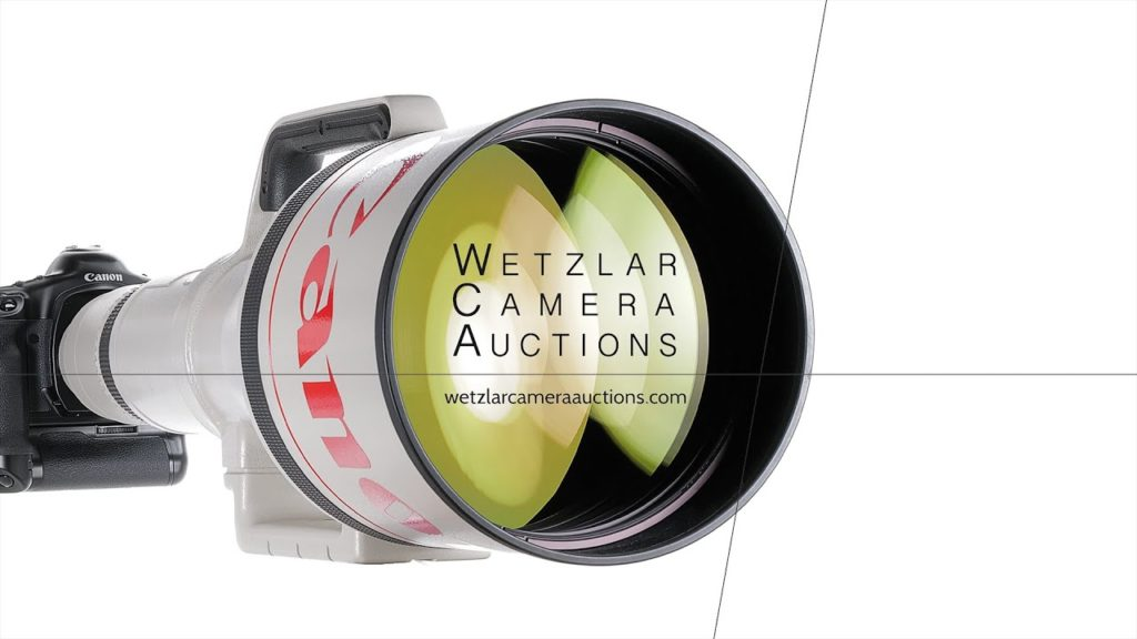 Canon EF 1200mm F5.6: Σε δημοπρασία ο πιο μεγάλος τηλεφακός του κόσμου, αναμένεται να ξεπεράσει τα 100.000 δολάρια!