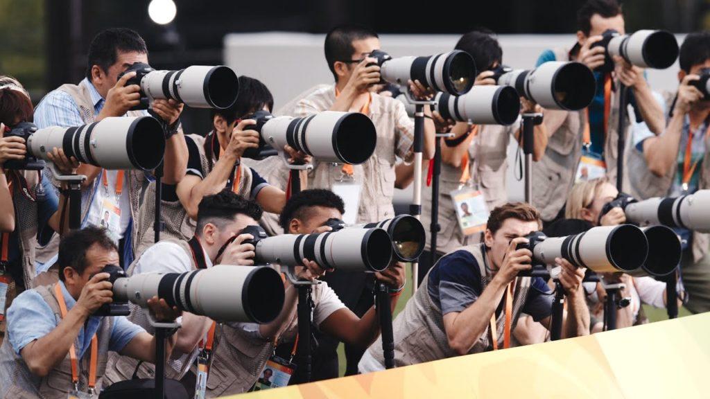 Canon Tokyo 2020: Οι λευκοί φακοί στους Ολυμπιακούς Αγώνες!