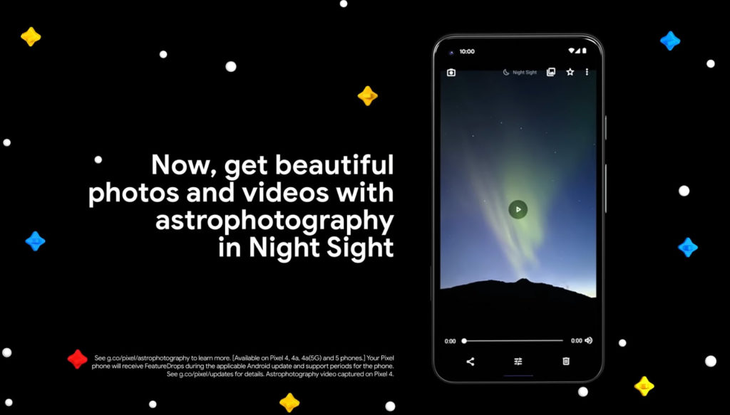 Google Pixel: Προστέθηκαν οι λειτουργίες Night Sight Time Lapse και Locked Folder