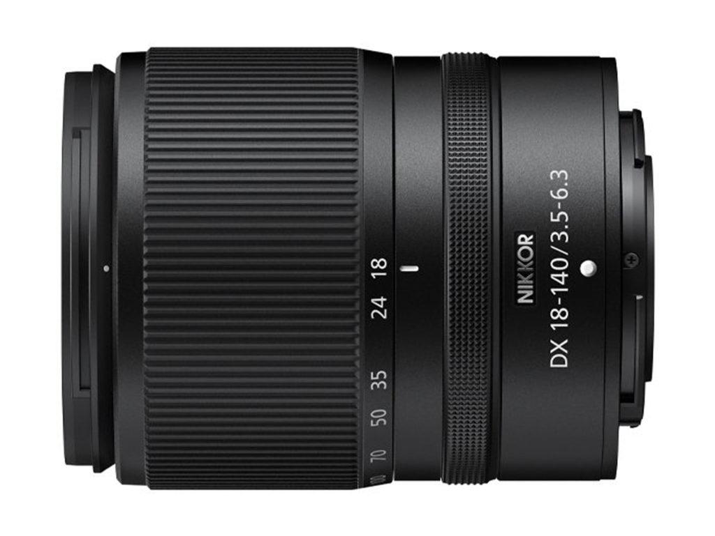 Ανακοινώθηκε η ανάπτυξη του NIKKOR Z DX 18-140mm f/3.5-6.3 VR