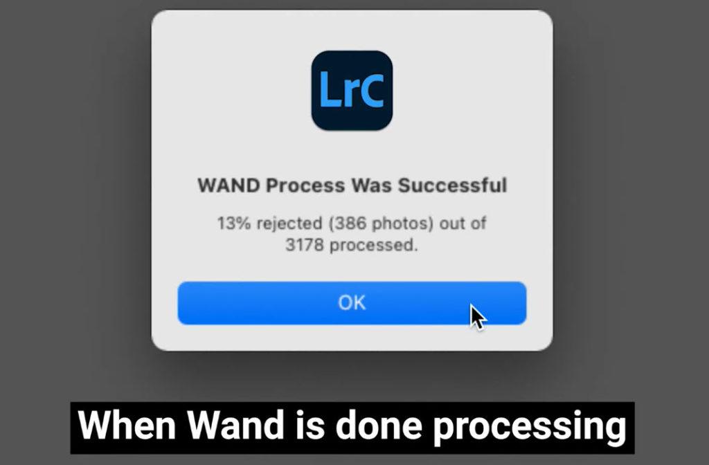 Wand, ένα plugin για το Lightroom που θέλει να κάνει την επιλογή των καλύτερων φωτογραφιών σου!