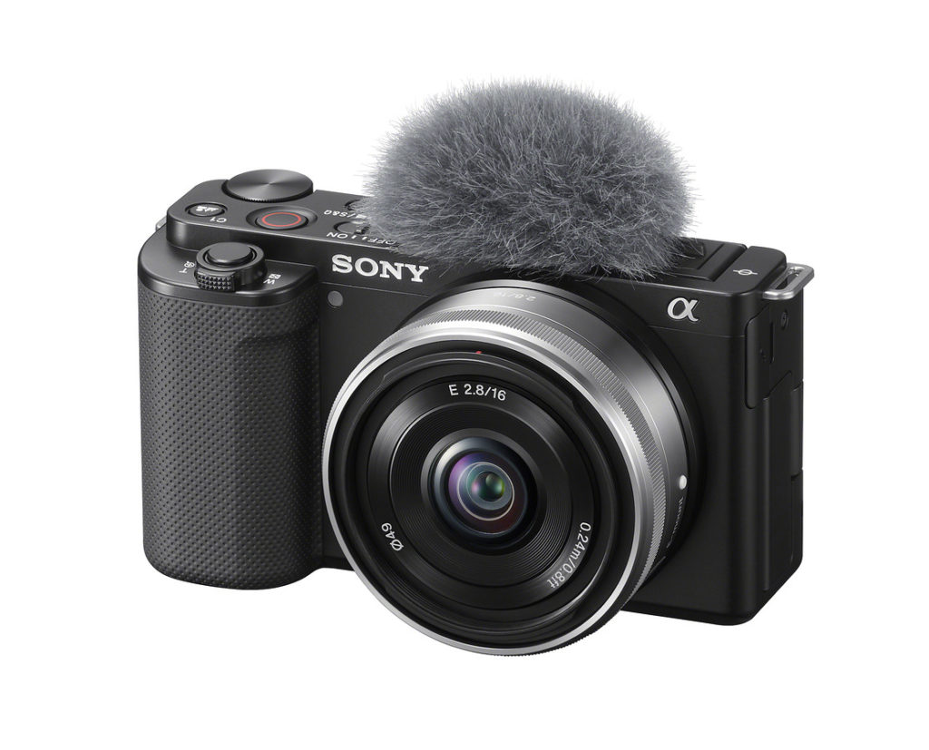 Sony ZV-E10: Νέα mirrorless με APS-C αισθητήρα για vloggers και τιμή στα 849 ευρώ!