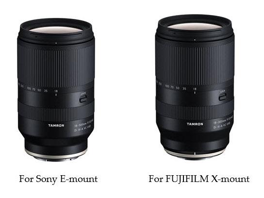 Ανακοινώθηκε η ανάπτυξη του πρώτου φακού της Tamron για Fujifilm X κάμερες!