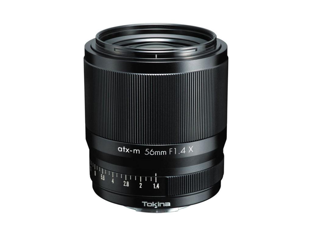 Tokina ATX-M 56mm f1.4: Νέος φακός για πορτρέτα για Fujifilm κάμερες!