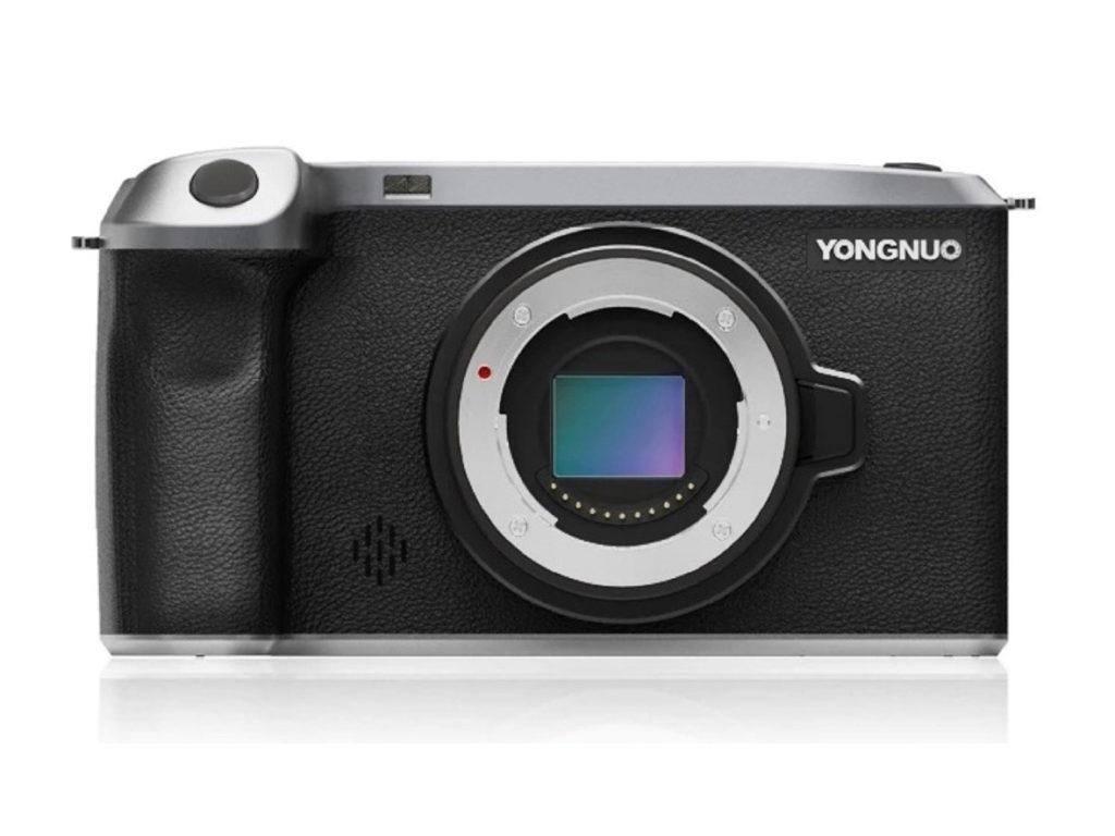 Yongnuo: Παρουσίασε την νέα της mirrorless Android κάμερα με οθόνη αφής 5″ και υποδοχή για sim κάρτα με συνδεσιμότητα 4G!