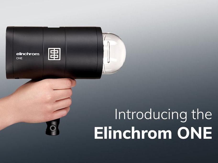 Elinchrom One: Αυτό είναι το πρώτο φορητό flash της εταιρείας με μπαταρία  με αυτονομία 725 φλασιών