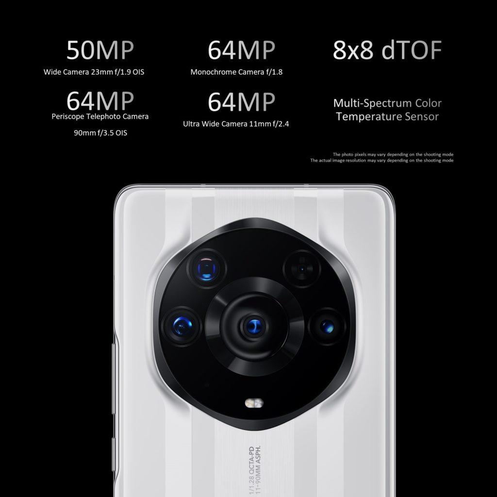 HONOR Magic3: Premium smartphone με τετραπλή κάμερα και λειτουργία IMAX® ENHANCED!