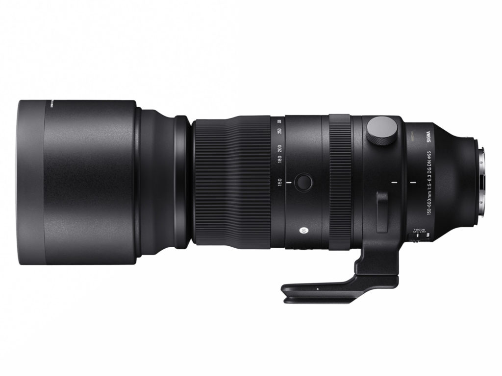 Ανακοινώθηκε ο SIGMA 150-600mm F5-6.3 DG DN OS | Sports για L-mount και Sony E-mount!