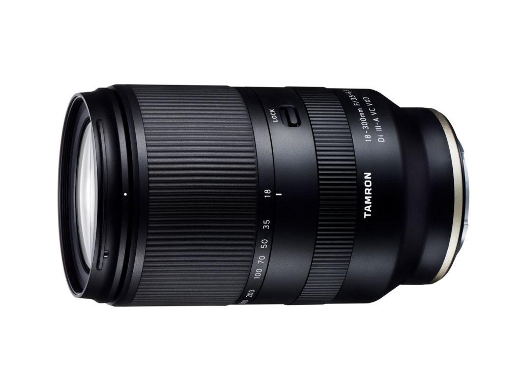 Ανακοινώθηκε επίσημα ο νέος φακός Tamron 18-300mm F/3.5-6.3 Di III-A VC VXD για Sony & Fujifilm