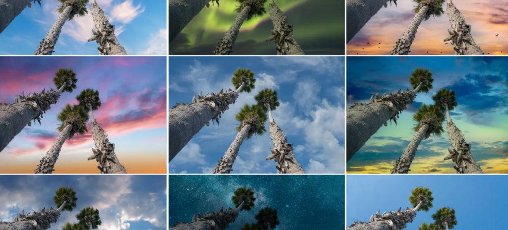 Αναβάθμιση για το Photoshop φέρνει 5.000 ουρανούς για να αντικαταστήσεις αυτόν στην φωτογραφία σου!