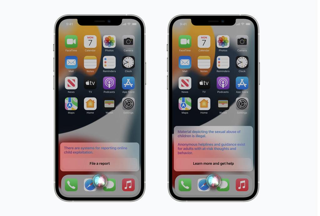 Η Apple θα σαρώνει τις βιβλιοθήκες φωτογραφιών των iPhone για την προστασία των παιδιών