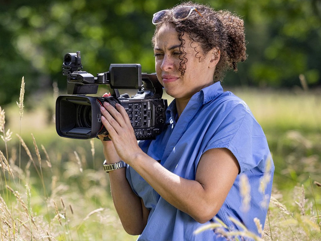 Canon XF605: Νέα επαγγελματική 4K βιντεοκάμερα  και νέος τηλεοπτικός φακός μετάδοσης 8K