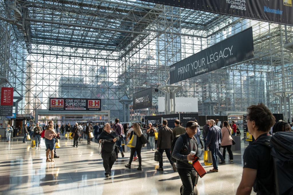 Το PhotoPlus της Νέας Υόρκης ακυρώθηκε λόγω της πανδημίας!