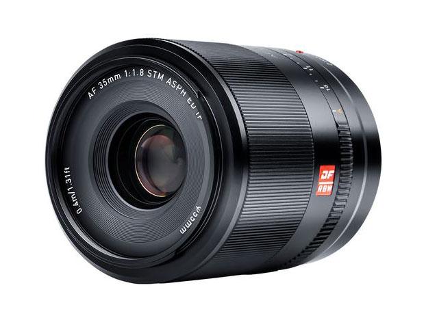 Viltrox AF 35mm F1.8 Z για Nikon Z κάμερες με τιμή 340 ευρώ!
