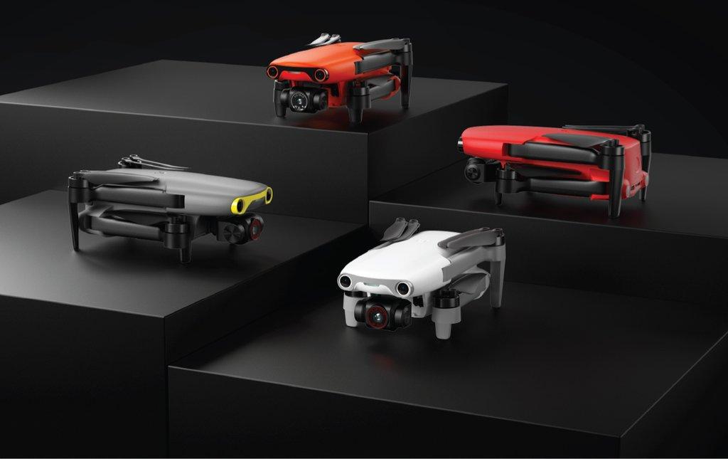 H Autel παρουσιάζει 4 νέα drones, το ένα στα 249 γραμμάρια και το ένα με gimbal 4 αξόνων!