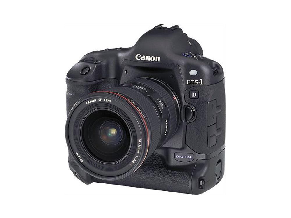 Η Canon EOS-1D έκλεισε 20 χρόνια!