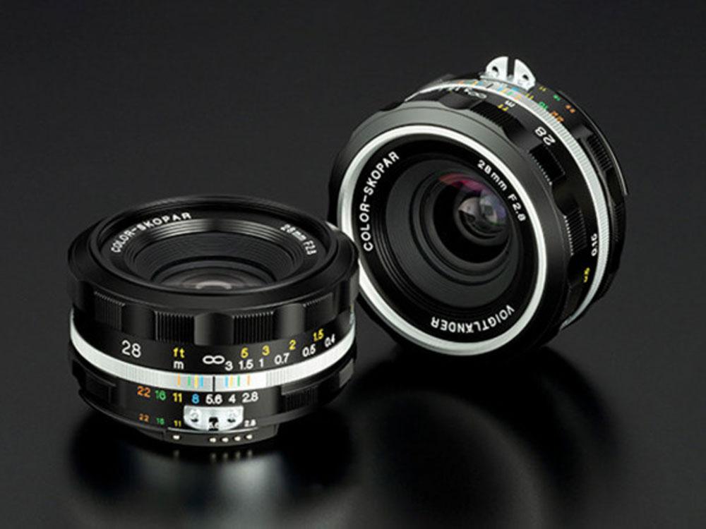 Νέος Voigtlander 28mm f/2.8 SL II S για Nikon F mount