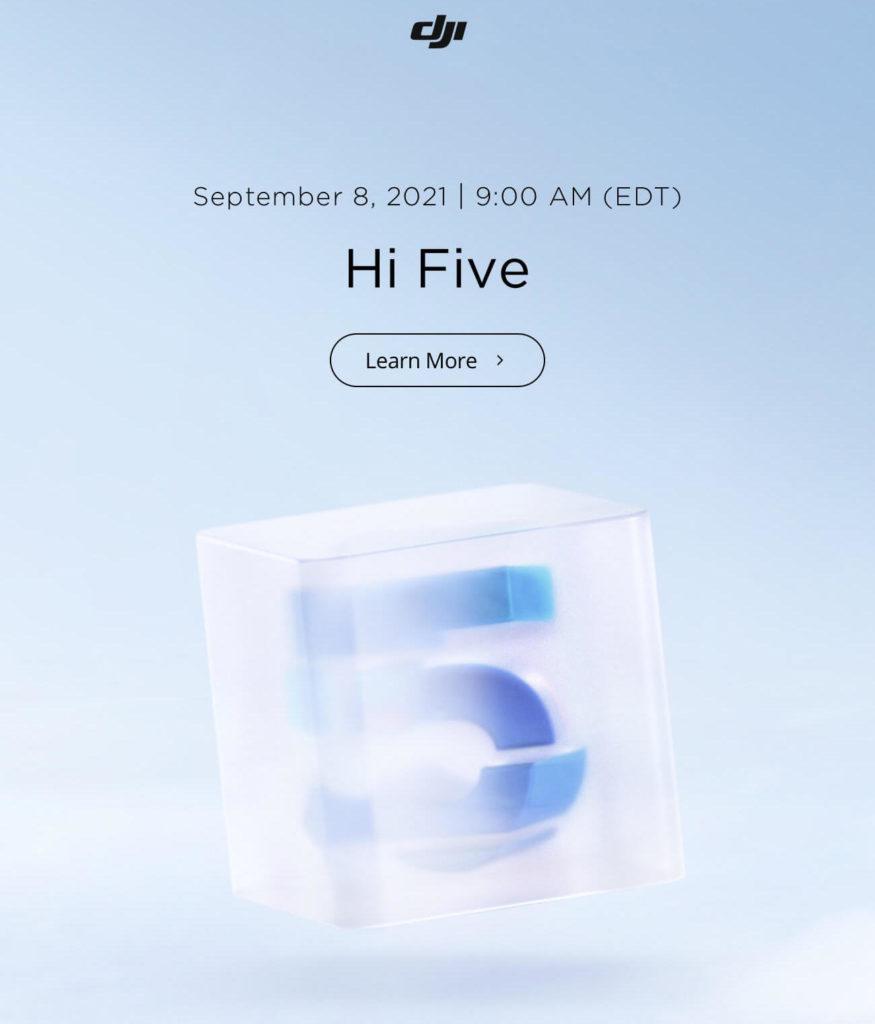 H DJI ανακοινώνει στις 8 Σεπτεμβρίου το νέο της gimbal για smartphones!