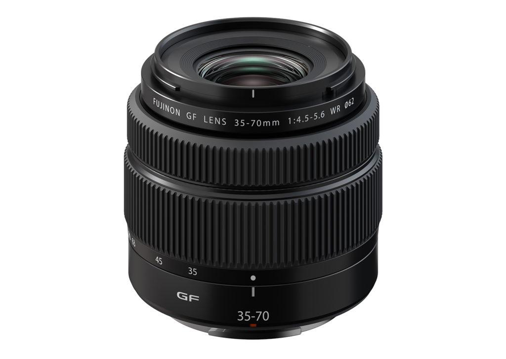 FUJINON Lens GF35-70mmF4.5-5.6 WR: Παρουσιάστηκε ο πιο μικρός και ελαφρύς ζουμ φακός για το σύστημα GFX!