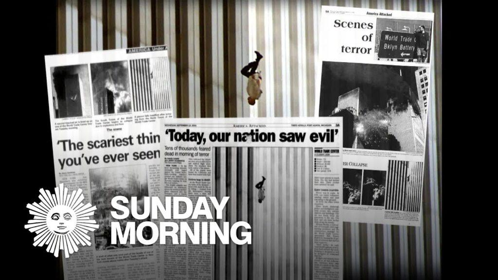 Falling Man: O φωτογράφος πίσω από την συγκλονιστική εικόνα μιλάει για τη λήψη του!