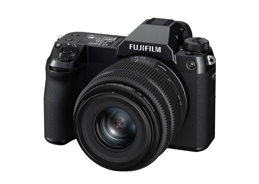 H Fujifilm GFX50S II είναι η πιο φθηνή κάμερα μεσαίου φορμά που έχουμε δει!