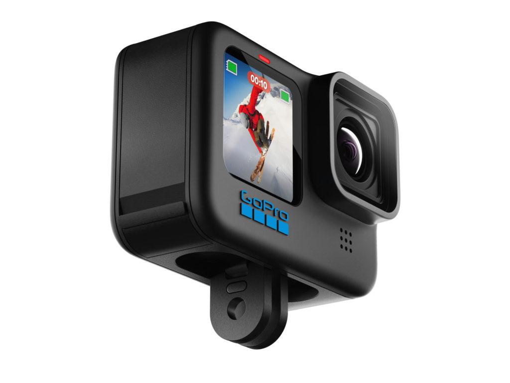 GoPro Hero 10 Black: Με βίντεο 5Κ 60fps και φωτογραφίες 23 megapixels!