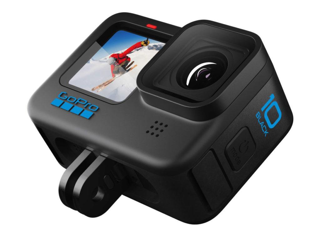 Η GoPro Hero 10 Black υπερθερμένεται και σταματάει να λειτουργεί μετά από 20 λεπτά λήψης στα 5.3Κ!