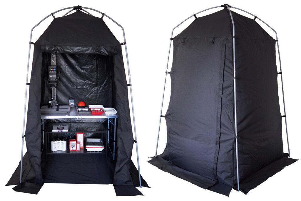 Το Ilford Pop-up Darkroom είναι η τέλεια λύση για εμφάνιση φιλμ όπου και αν βρίσκεσαι!