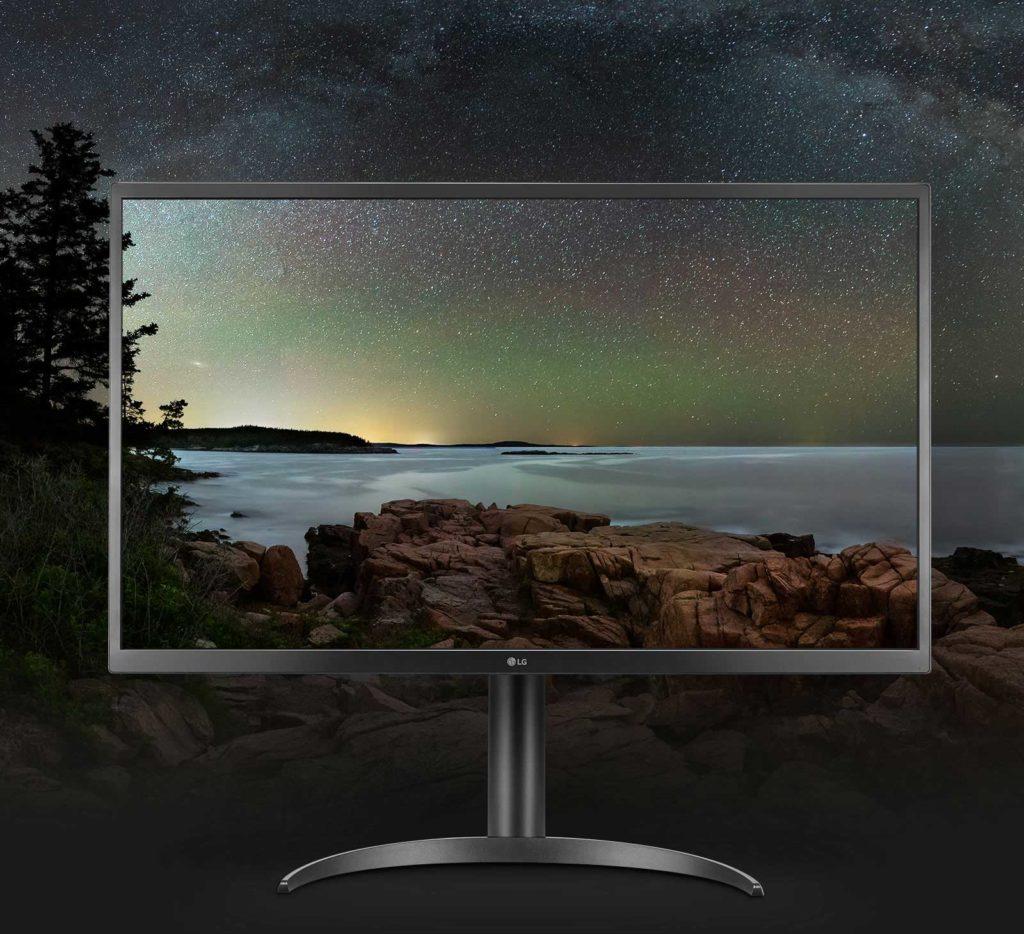 Η LG ανακοίνωσε την νέα οθόνη 32″ 4K UltraFine OLED Pro, με τιμή 3.999 δολάρια