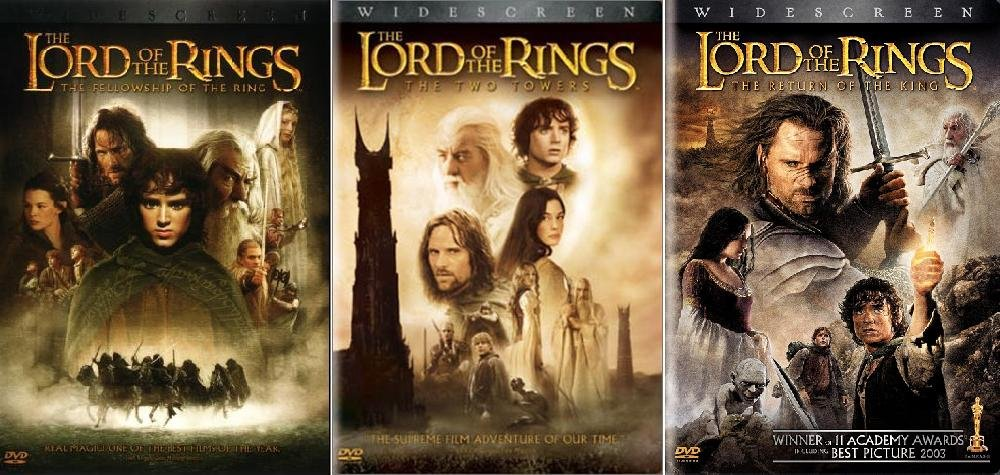 Διοράματα, μινιατούρες και ειδικές τεχνικές! Δείτε πως έγιναν τα VFX στην τριλογία του Lord of The Rings!