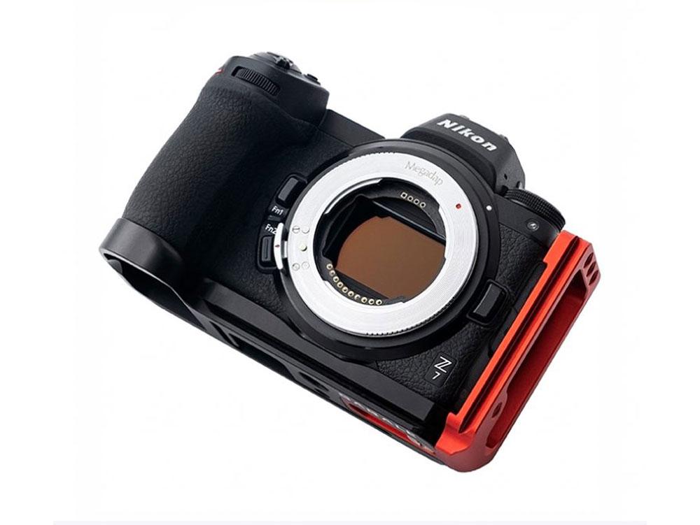 Νέο Firmware για τον adapter Megadap ETZ11 με τον οποίο μπορείς να βάλεις Sony φακούς σε Nikon Z κάμερες!