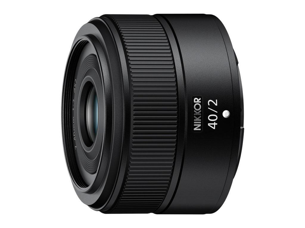 Η Nikon ανακοίνωσε τον νέο φακό Nikkor Z 40mm F2 με τιμή 299 δολάρια!