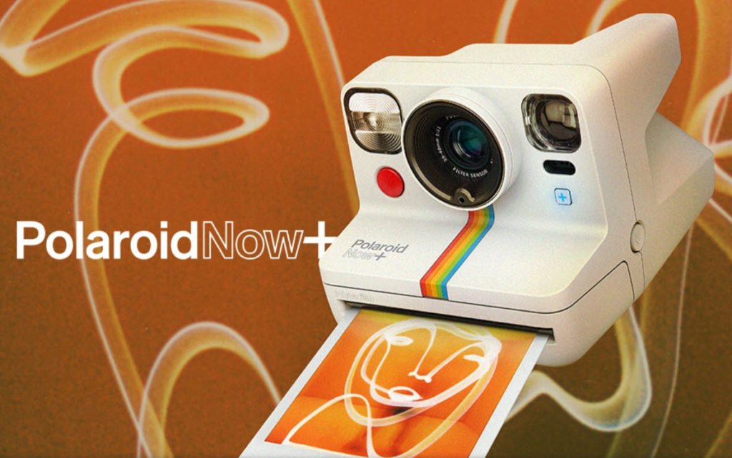 Polaroid Now+: Νέα instant κάμερα με νέες λειτουργίες για ιδιαίτερες δημιουργίες!