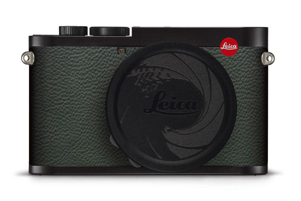 """Νέα Leica Q2 """"007 EDITION"""" με αφορμή την 25η ταινία του Bond και τιμή στα 8.000 δολάρια!"""