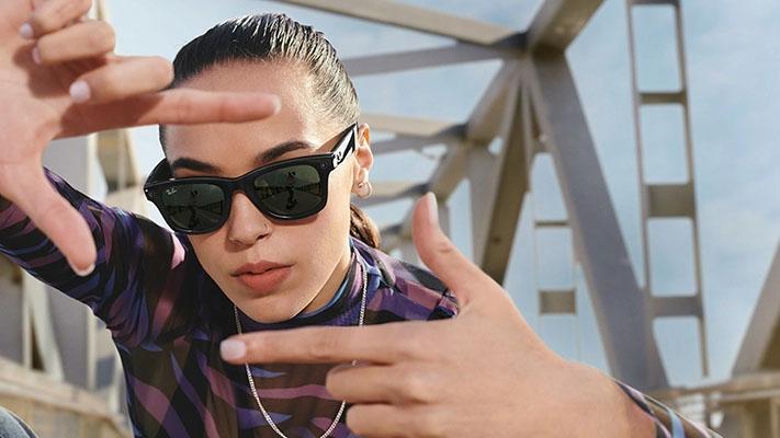 Το Facebook και η Ray-Ban λανσάρουν έξυπνα γυαλιά με κάμερες 5MP και δυνατότητα λήψης βίντεο με ήχο!