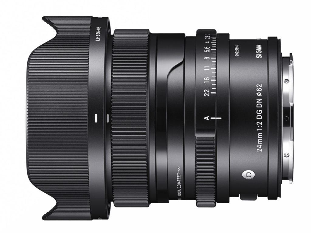 Νέος SIGMA 24mm F2 DG DN 'Contemporary' για E και L mount με τιμή στα 619 ευρώ!