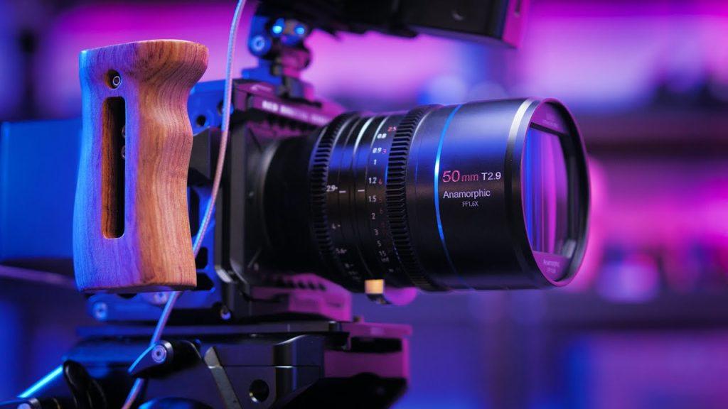 Έρχεται ο νέος SIRUI 50mm T2.9 1.6X Full-Frame Anamorphic