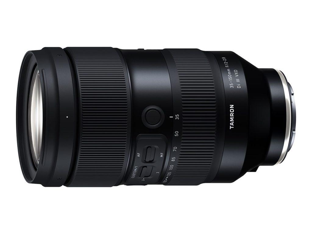 Η Tamron ανακοίνωσε τον ταξιδιωτικό Tamron 35-150mm F/2-2.8 Di III VXD για Sony κάμερες!
