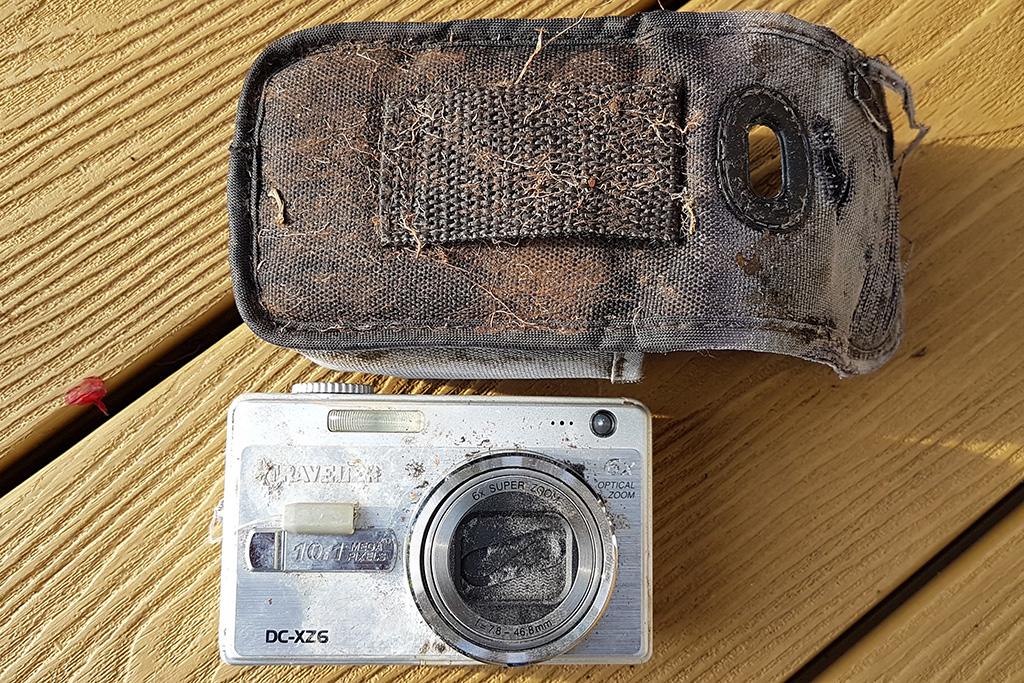 Μία χαμένη κάμερα βρήκε τον ιδιοκτήτη της μετά από 12 χρόνια!