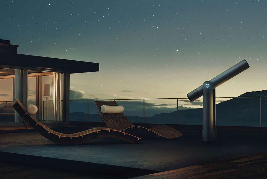 Vaonis Hyperia: Ένα τηλεσκόπιο με κάμερα 61mp και τιμή στα 45.000 ευρώ!